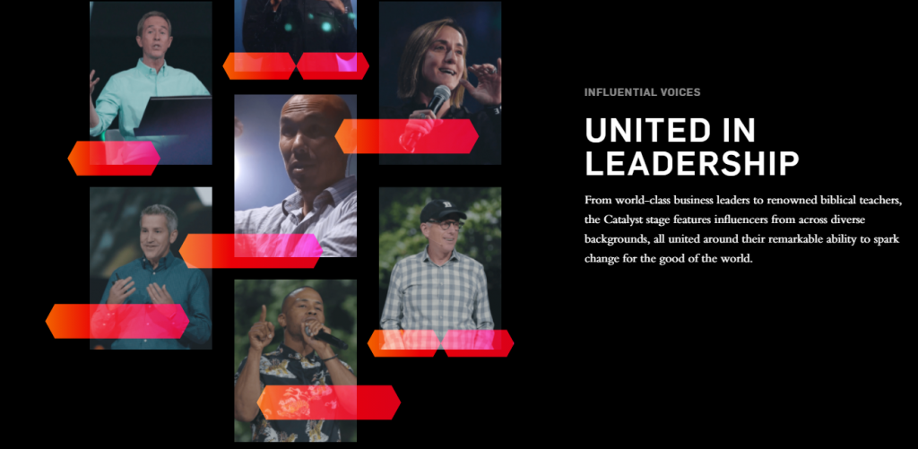 Catalyst Church Leadership Conferences Image